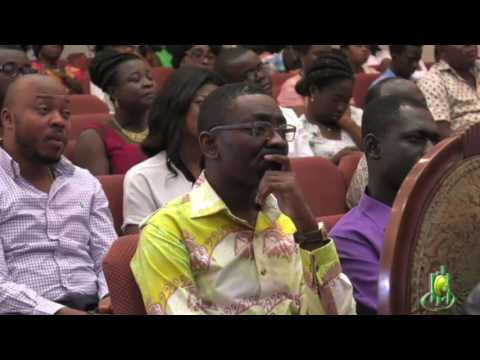 Influence: State Your Case by Rev. Joseph Plange