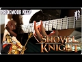 Shovel Knight In The Halls Of The Usurper Pridemoor Keep Metal Cover RichaadEB mp3