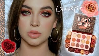 Burgundy Rose Gold Eyes + Glowy Skin + Nude lips 🥀 FULL FACE GLAM MAKEUP TUTORIAL