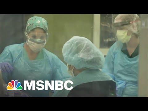 Mississippi ICU Nurse: 'We Need Help' As Covid Cases Surge