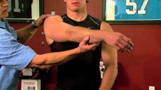 Cross Arm Stretch - Baseball Exercises - Stretches