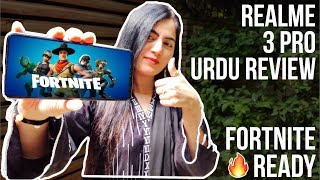 RealMe 3 Pro Complete Urdu Review | Ab tak ka best Midranger | Fortnite Ready hai ??