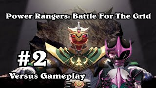Glitchy, Buggy, But FUN [Power Rangers Battle For The Grid] Nintendo Switch Gameplay