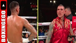 ROBBERY?!? GABE ROSADO VS LUIS ARIAS(SPLIT-DRAW) FULL FIGHT CHAT - NOBODY WINS BET MONEY | BOXINGEGO