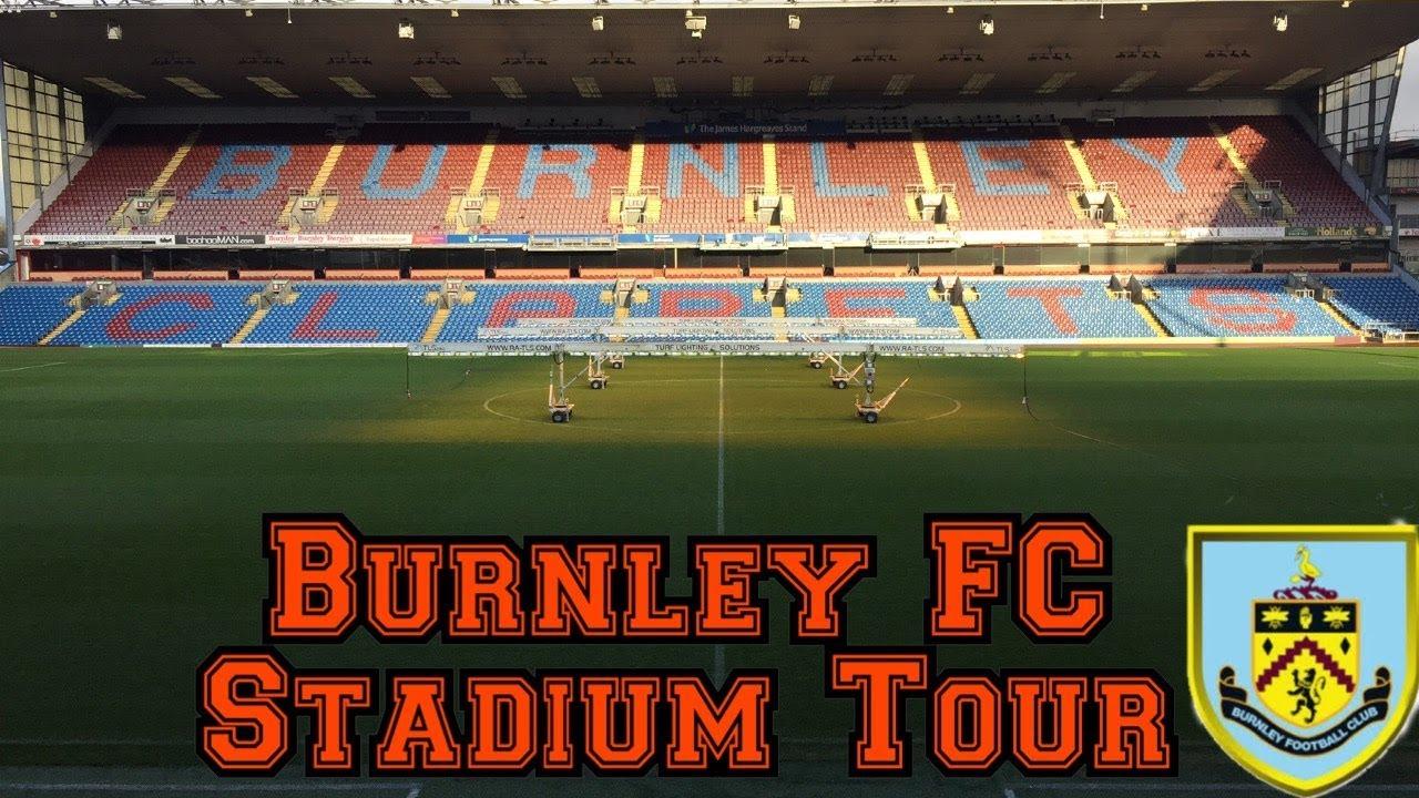 Burnley FC Stadium Tour - Turf Moor - YouTube