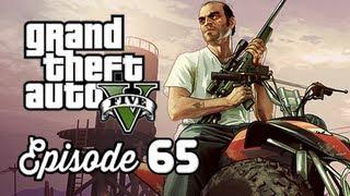 Grand Theft Auto 5 Walkthrough Part 65 - Hang Ten (GTAV Gameplay Commentary )