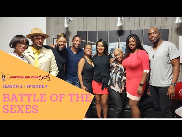 BATTLE OF THE SEXES - CYC  S2  EP4