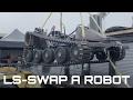 LS-Swap a Robot! (Behind The Scenes)