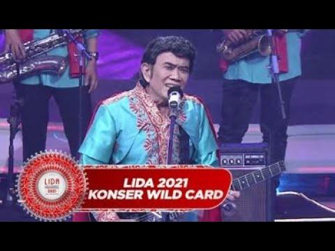 "Download Perdana di Tv!!! Rhoma Irama & Soneta Grup ""Jatuh Cinta"" Langsung Disambut Bunda Rita!!   LIDA 2021"