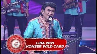 Download Mp3 Perdana di Tv Rhoma Irama Soneta Grup Jatuh Cinta Langsung Disambut Bunda Rita LIDA 2021
