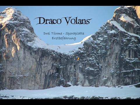 Draco Volans Drei Türme