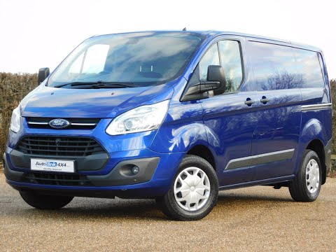 2015 Ford Transi Custom 2.2 TDCi Trend 290 With 39,000 Miles For Sale In Tonbridge, Kent