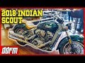 2018 Indian Scout Walkaround at Indian Motorcycle Tucson