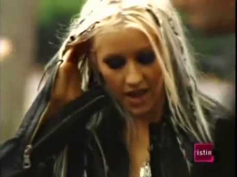 TRL Presents: Christina Stripped in NYC (2002)
