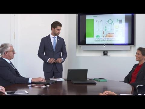 Vertrieb Zentraleuropa bei Aesculap - Methodik mit Tradition und Partnerschaft mit System