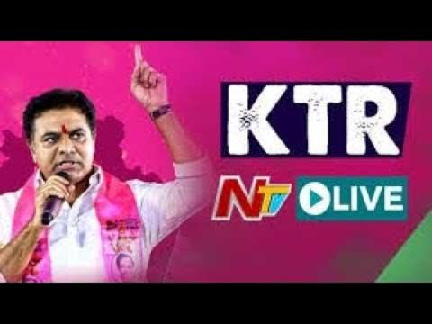 KTR Live : KTR Participating in Restoring the RICH Heritage Of Hyderabad Program live | Ntv Live