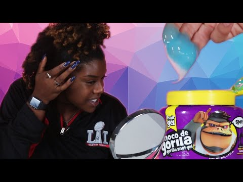 We Tried Gorilla Snot Hair Gel