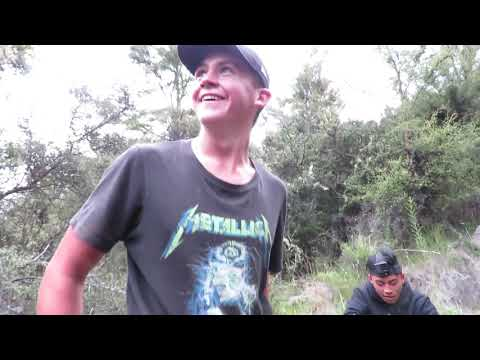 Young Mans Pig Hunting Adventure In New Zealand~Clay Tall Stories