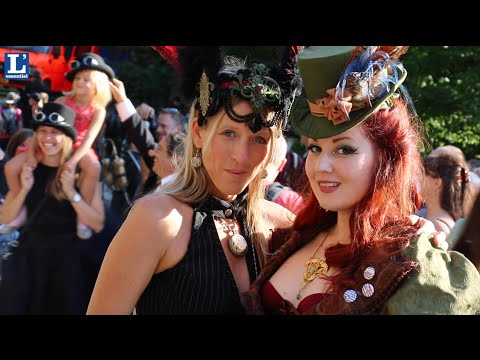 Steampunk Convention Luxembourg 2016