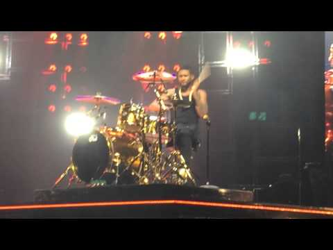 Usher's Drum Solo (UR Experience Tour - Philly) Mp3