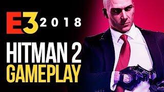 Hitman 2: Un GAMEPLAY lleno de POSIBILIDADES |  MERISTATION