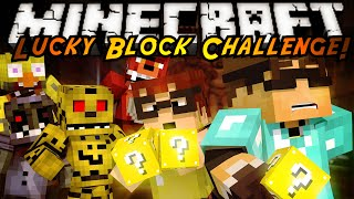 Minecraft Lucky Block Challenge : FIVE NIGHT'S AT FREDDY'S!