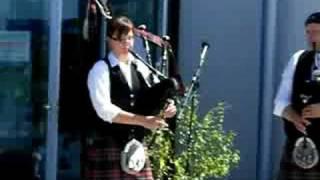 """Clan Mac Lanborough Pipes and Drums"" в Висмаре"