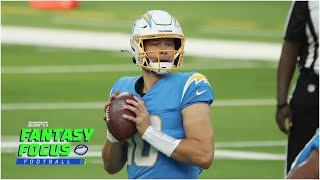 Week 11 recap and MNF preview | Fantasy Focus Live!