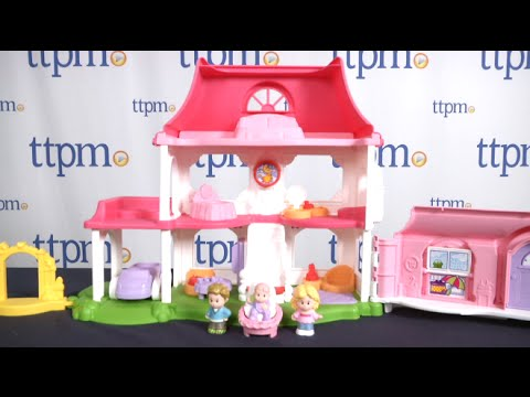 Little People Happy Sounds Home From Fisher-Price