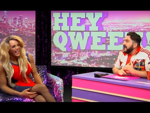 RuPaul's Drag Race Winner Tyra Sanchez on Hey Qween! SEASON 3 FINALE With Jonny McGovern