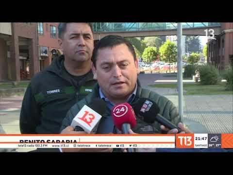 Granada explot� y gener� diversas lesiones en grupo de gendarmes