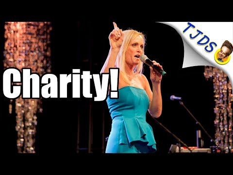 """""""Charity Is The Opiate Of Capitalism"""" - Nellie McKay"""