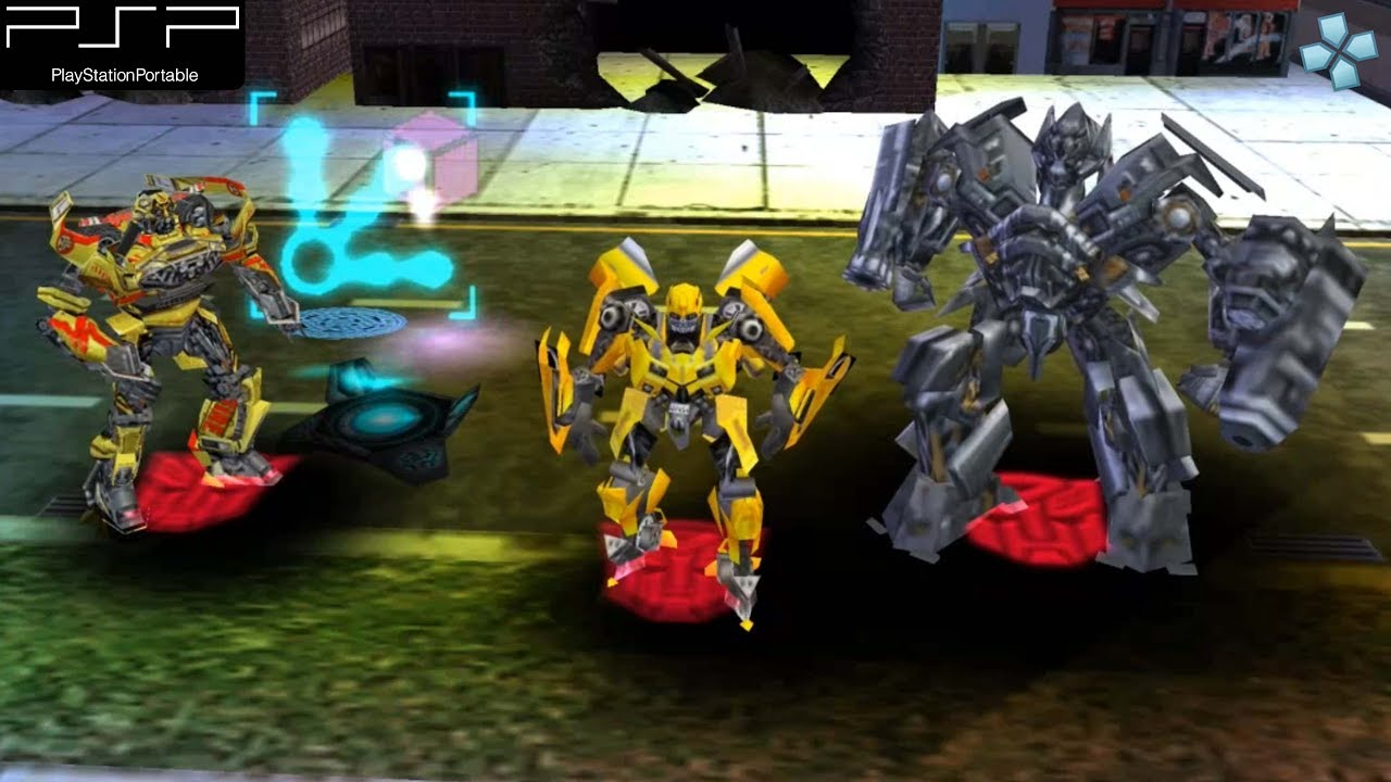 Transformers 2 games youtube game bloody day part 2