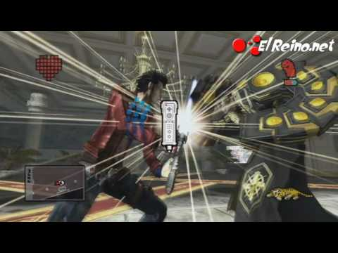 Vídeo análisis / review No More Heroes 2: Desperate Struggle - Wii
