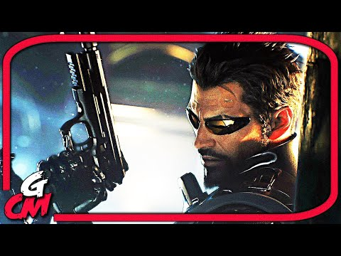 DEUS EX: MANKIND DIVIDED - FILM COMPLETO ITA Game Movie