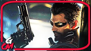 Download Video DEUS EX: MANKIND DIVIDED - FILM COMPLETO ITA Game Movie MP3 3GP MP4