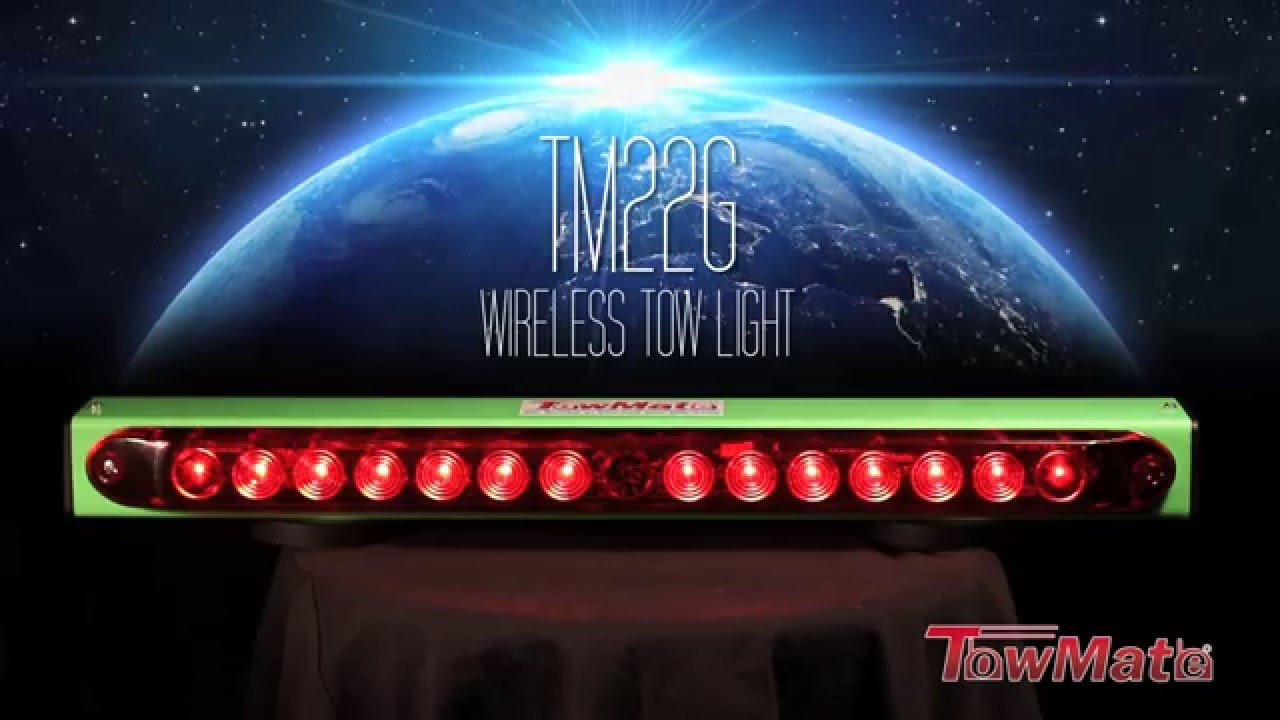 TM22G TowMate Wireless Tow Light
