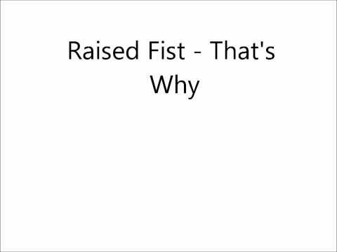 Raised fist friends and traitors lyrics