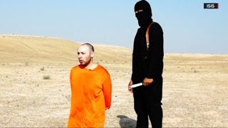 Sotoff execution video released same day as U.S. airstrike