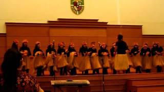 Symphony of Khatulistiwa (PS SMAN 13 Jakarta) - Indonesia Pusaka and Yamko Rambe (Papua Folk song)