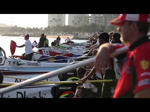 F1H2O Season Review 2013 - Highlights