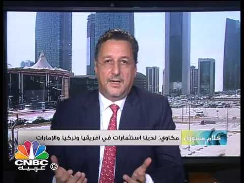Interview with Ziad Makkawi, CEO of Qatar First Bank – CNBC Arabia   18 May 2016