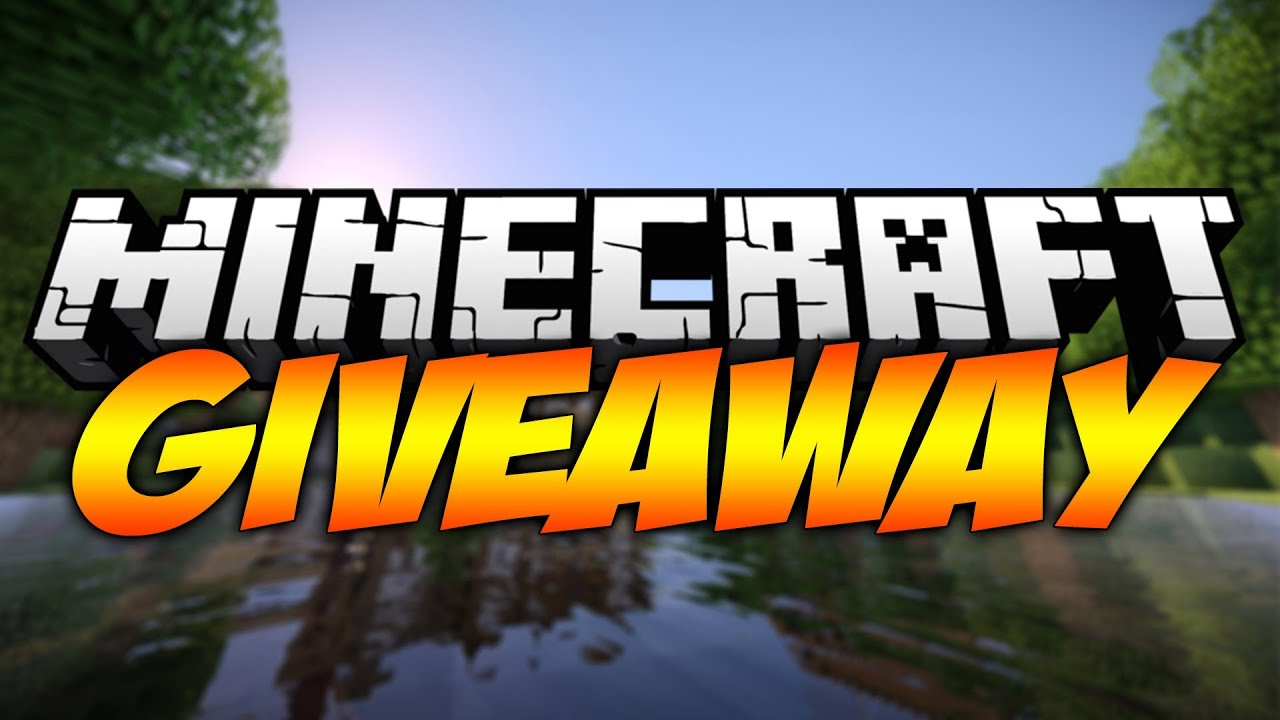 free minecraft account giveaways