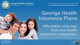 Georgia Health Insurance Plans