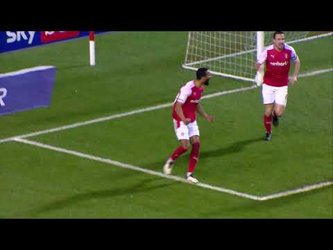 Rotherham Derby Goals And Highlights