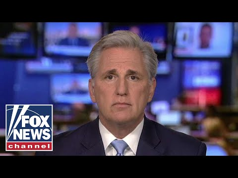 McCarthy lays out reasons for Pelosi withholding impeachment articles