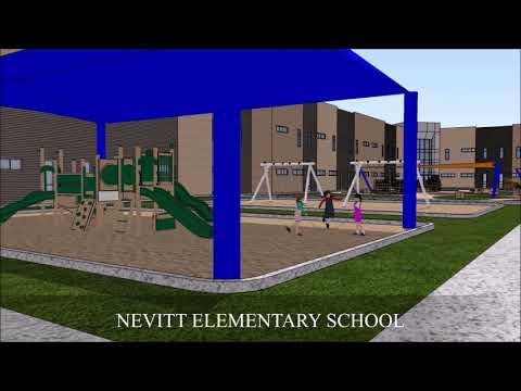 Nevitt Elementary School Rebuild Video