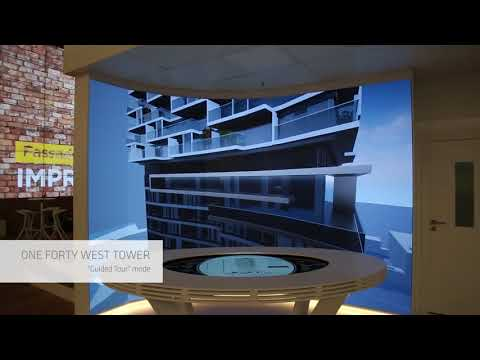 "Building the Commerz Real AG ""Digital Lab"" at Expo Real 2017"