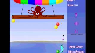 Дельфин мяч - видео игры