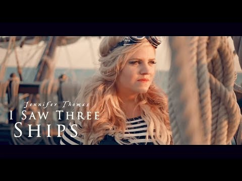 I Saw Three Ships (Epic Cinematic Piano/Violin) - Jennifer Thomas